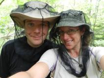 There were sooo many bugs. Bug nets were key.