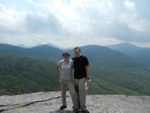 Meg & Bryan, Phelps summit