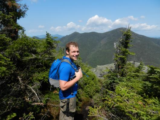 Bryan, Colden summit