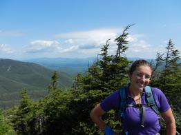 Meg, Colden summit