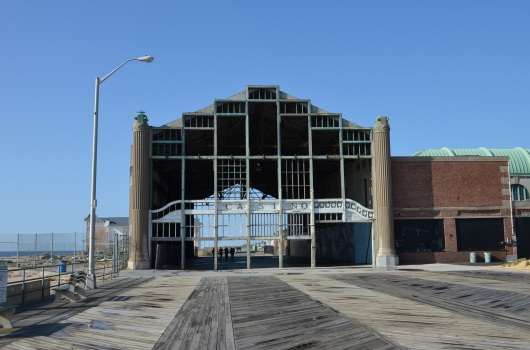 the casino was in disrepair before the hurricane