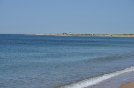 race point light and shore