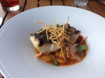 striped sea bass: so tasty