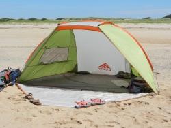 our sun tent was excellent
