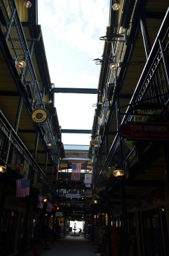 whalers wharf looking up