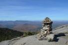 rock cairn!