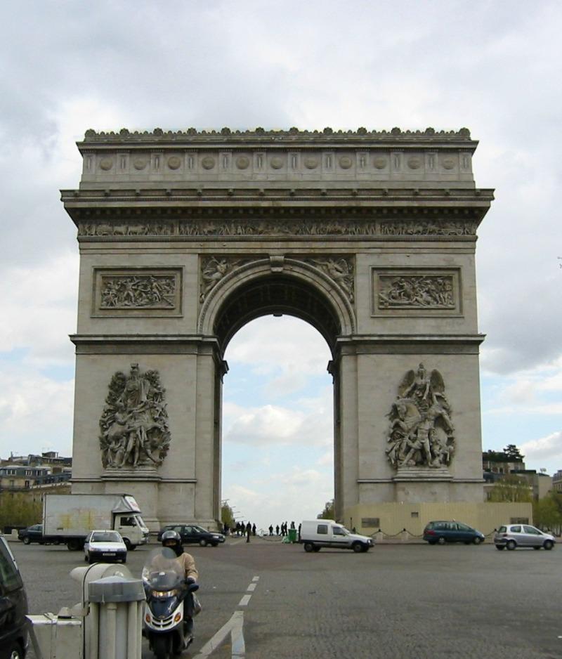 photo101 Arc de Triomphe