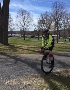 Endurance Unicycle