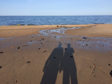 CC2015 shadows on beach